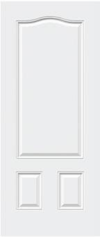 model porte à 3 panneaux Napoleon