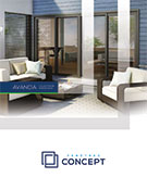 Brochure de Porte Patio Avancia